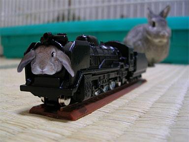 機関車ウーマス